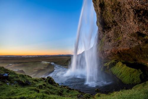 מפל סליילנדפוס, החוף הדרומי, איסלנד - Wild Travel