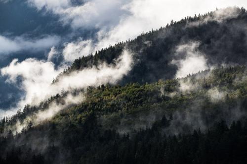 הפיורד של בבלה קולה, אזור הפיורדים של קולומביה הבריטית, קנדה - Wild Travel