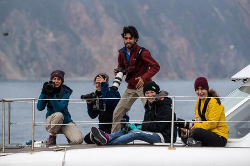 הפלגה למפרץ רוסקאייה, קמצ'טקה - Wild Travel
