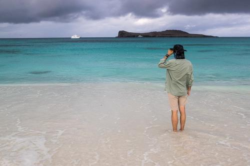 חביאר המדריך מסמן ליכטה, איי גלפגוס - Wild Travel