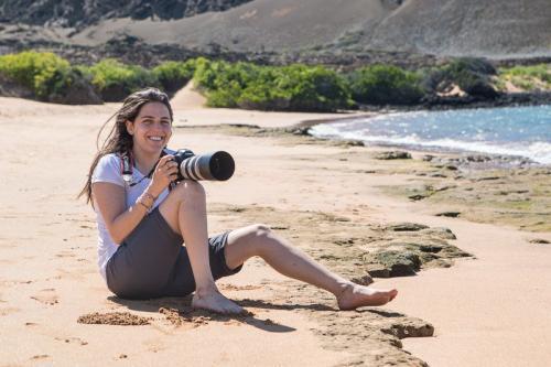 המטיילים שלנו בסימור באיי גלפגוס - Wild Travel