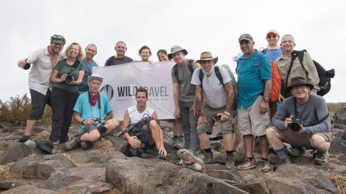 הקבוצה שלנו באיי גלפגוס - Wild Travel